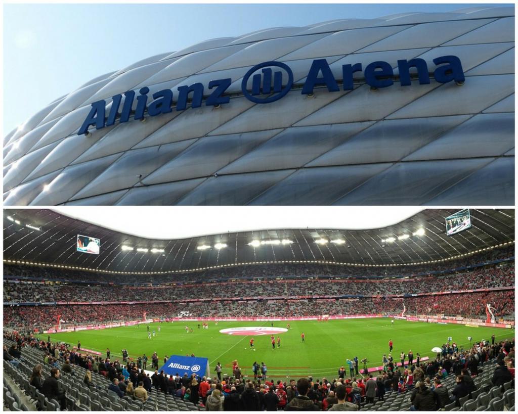 o que fazer em Munique: Allianz Arena