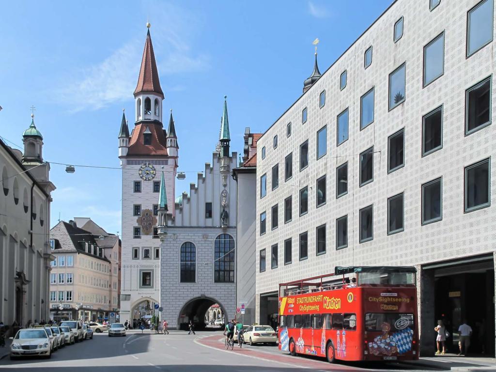 o que fazer em Munique: Altes Rathaus
