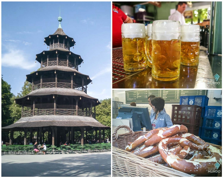 o que fazer em Munique - Chinesischer Turm-1