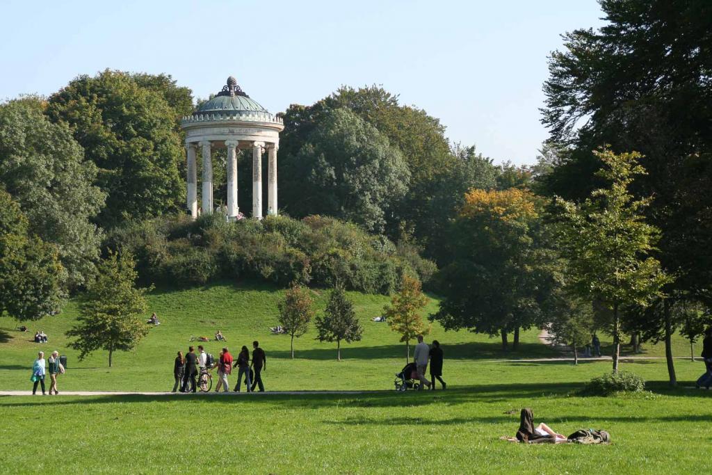 o que fazer em Munique: Englisher Garten