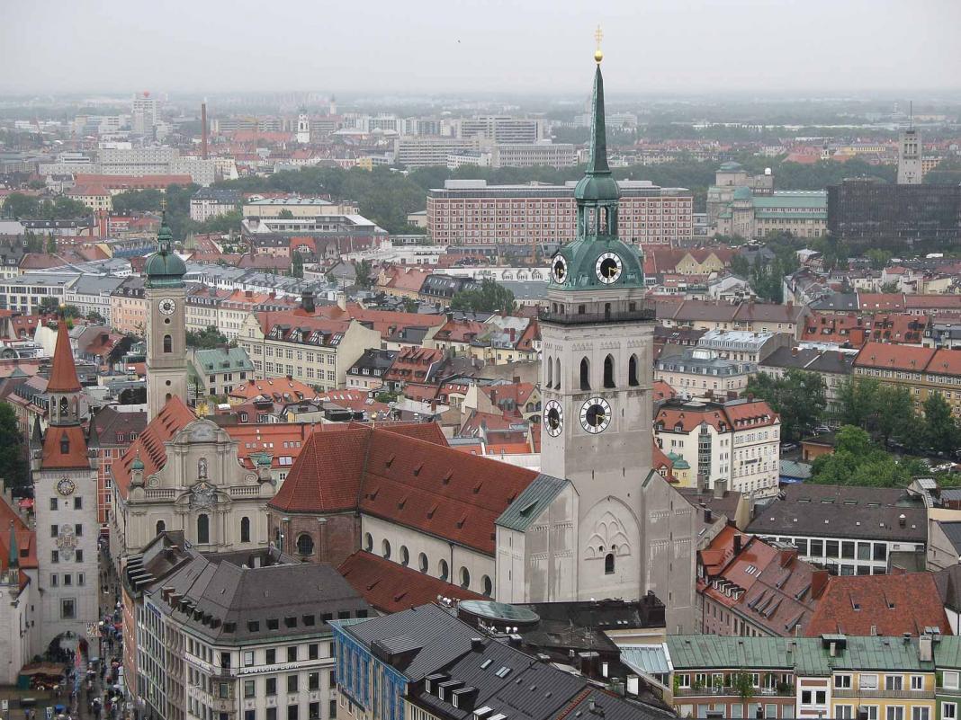 o que fazer em Munique_ Peterskirche