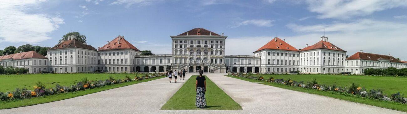 o que fazer em Munique - Panorâmica do Palácio