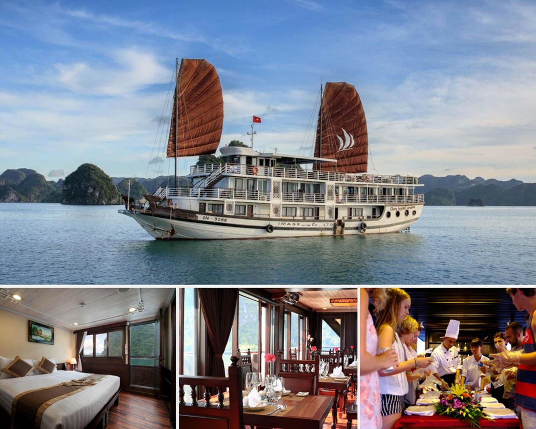 Halong Bay - Glory Cruise
