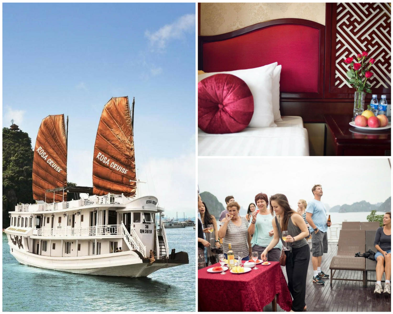 Halong Bay - Rosa Cruise