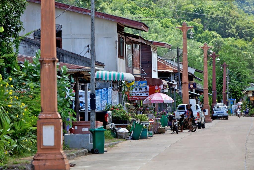 Ko Lanta_Old Town