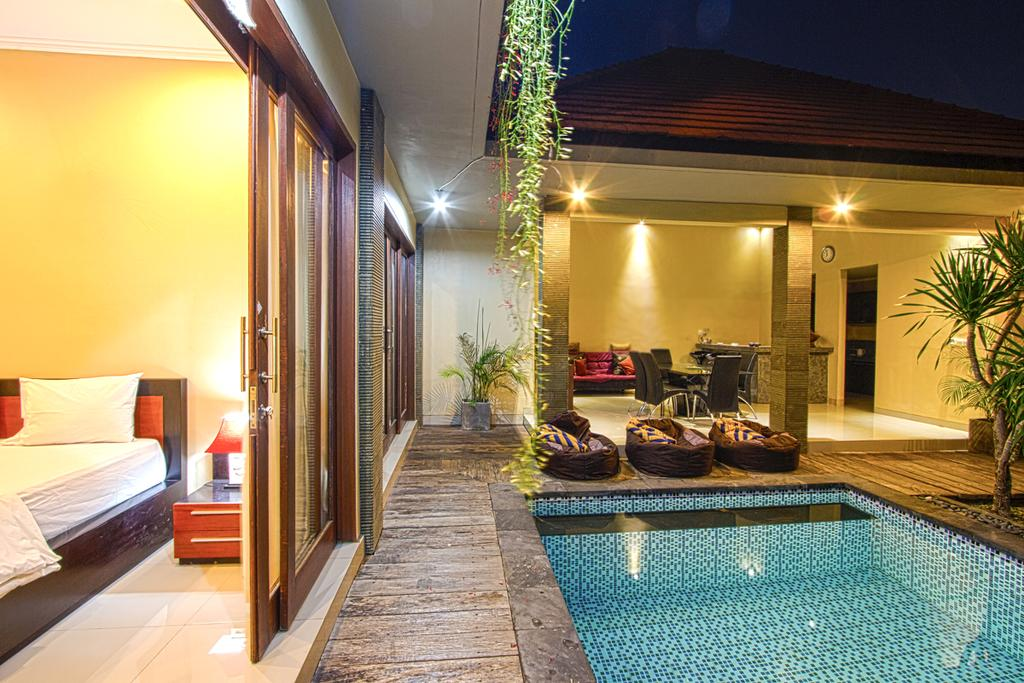 onde ficar em Bali _Lotus Tirta