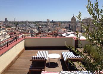 onde ficar em Madrid_Praktik Metropol