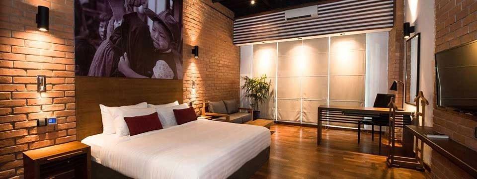 o que fazer em yangon - hotel Loft