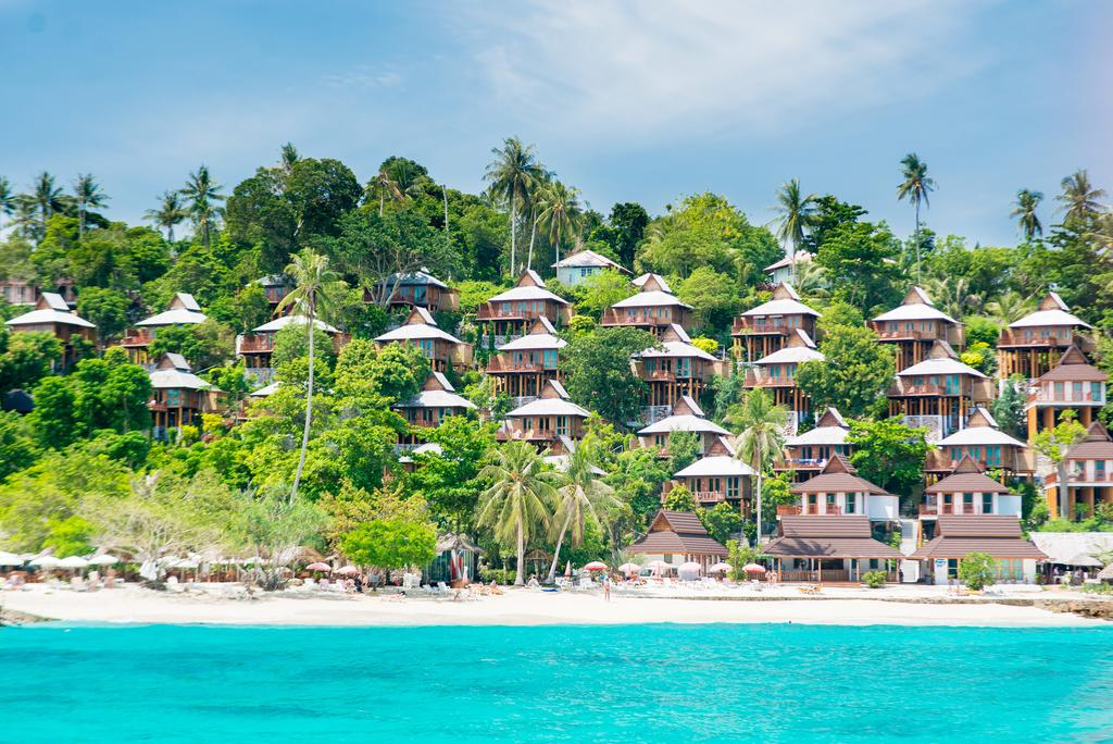 onde ficar em phi phi: the beach resort