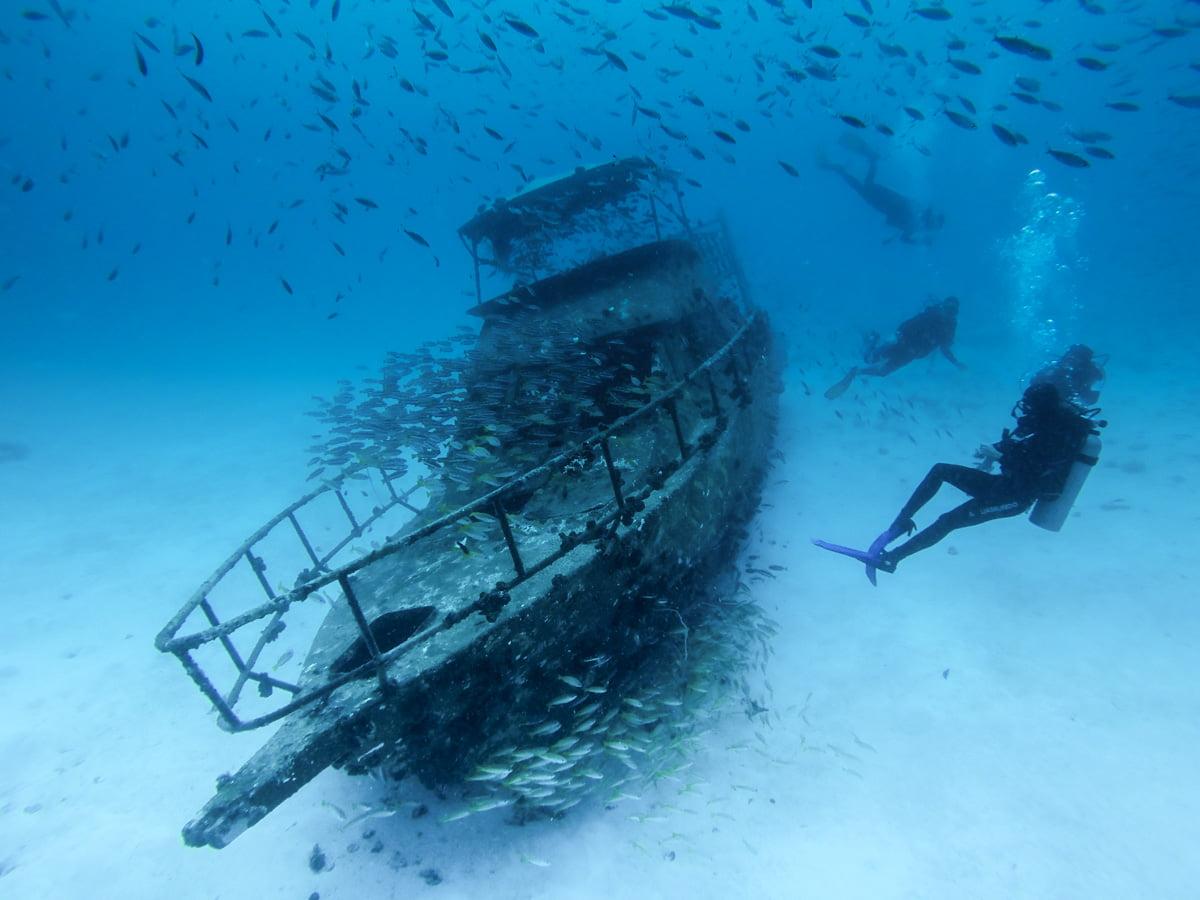 Mergulho - Bohol Filipinas