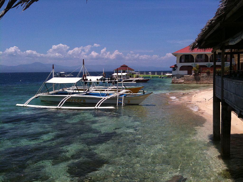 moalboal filipinas panagsama beach