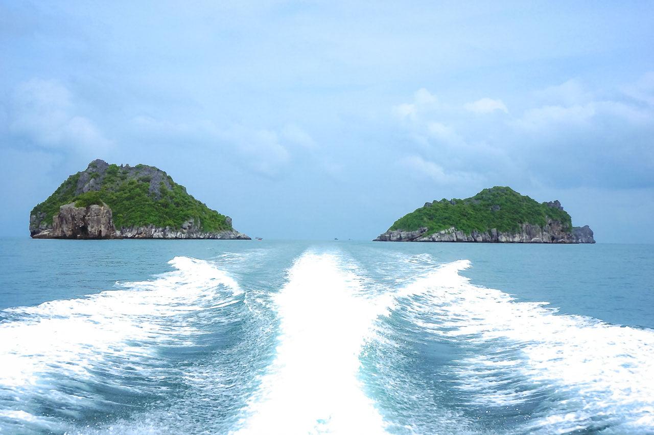 koh phangan tailandia mar e ilhas