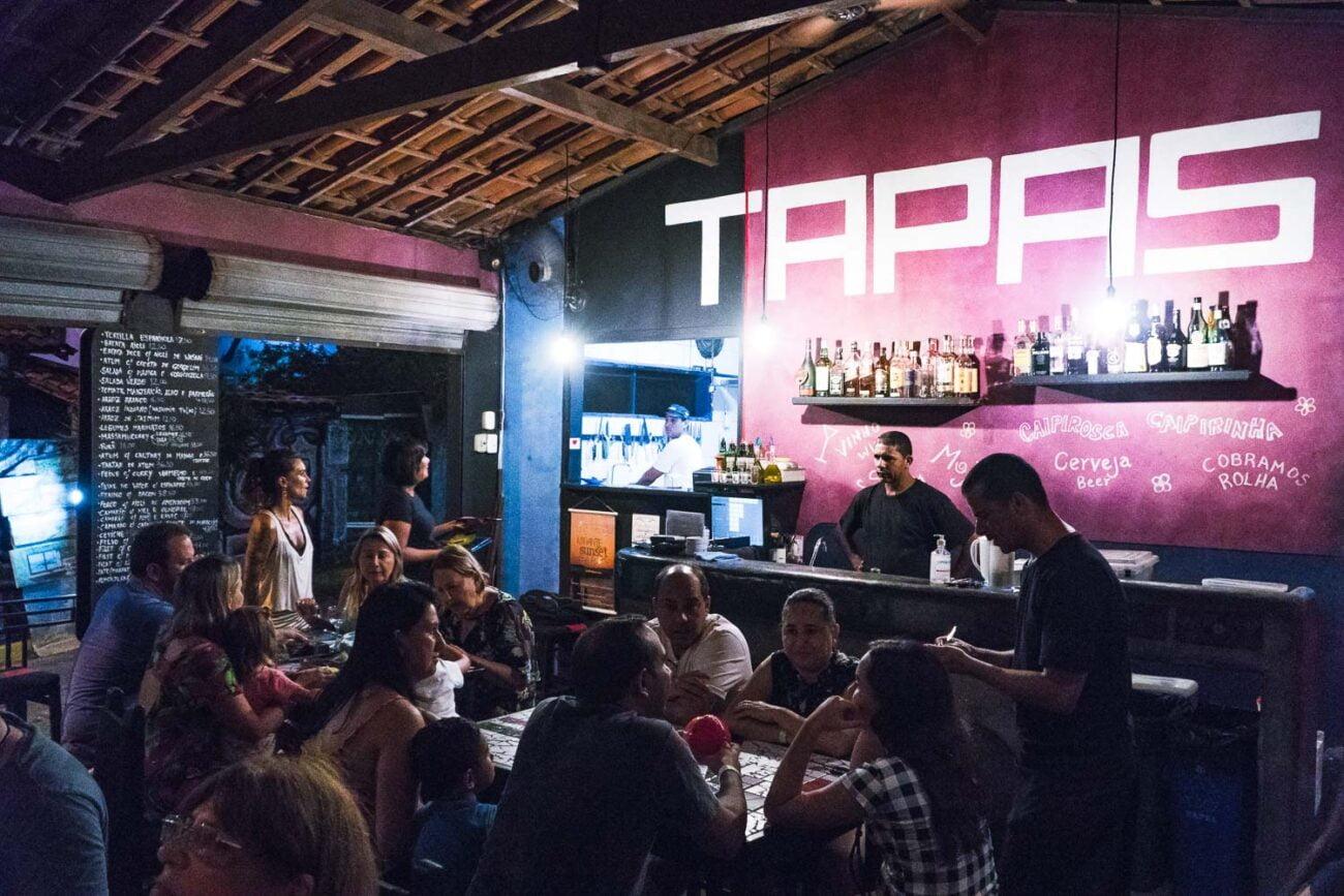 O que fazer em Pipa - Restaurante + Noite-2
