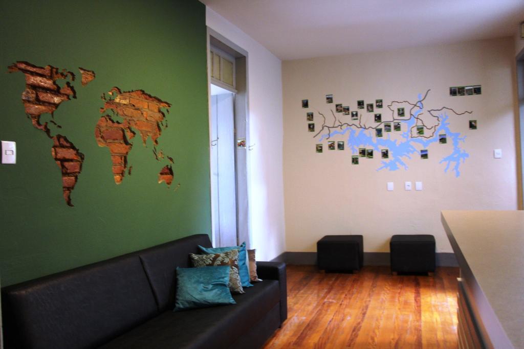 hoteis e pousadas em capitolio_casarao hostel