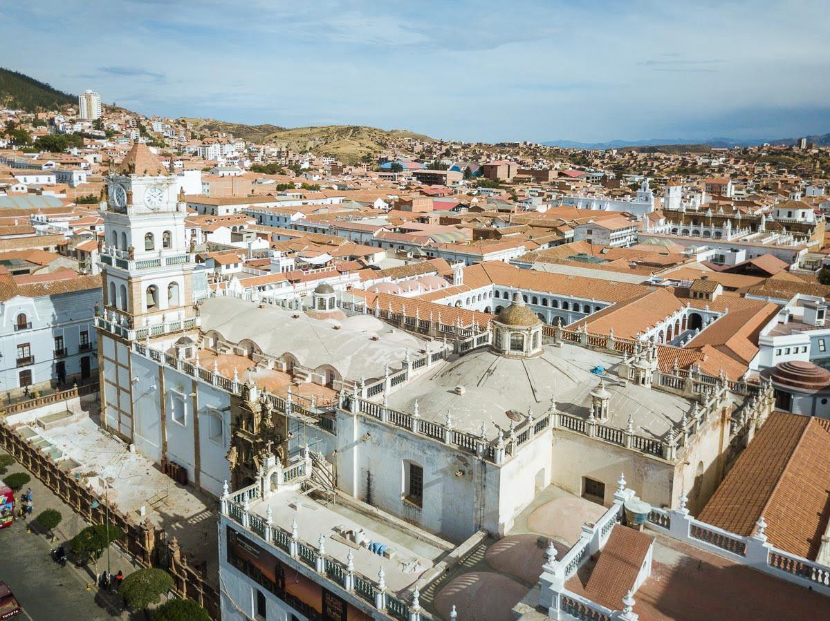 O que fazer em Sucre - Catedral