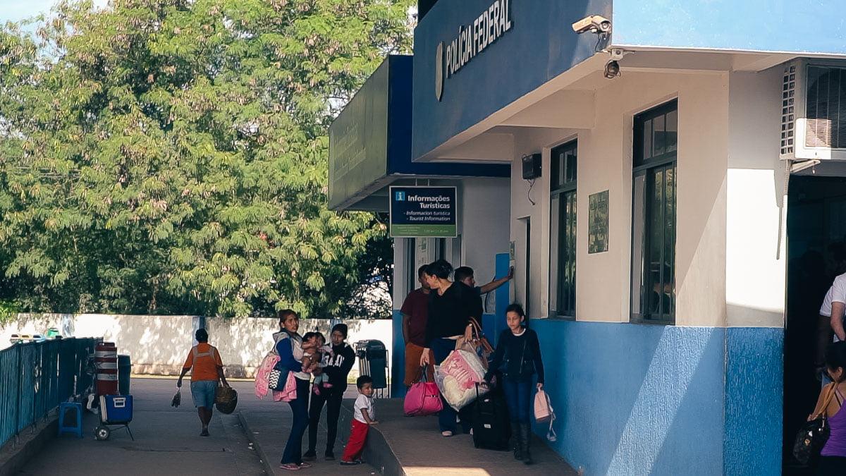 Documentos para viajar de carro pela Bolívia - PF