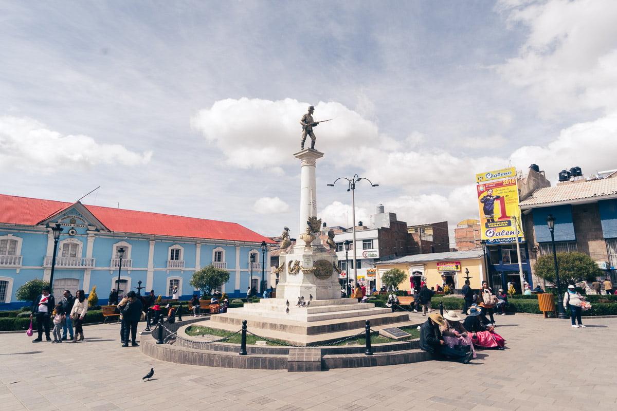 O que fazer em Puno