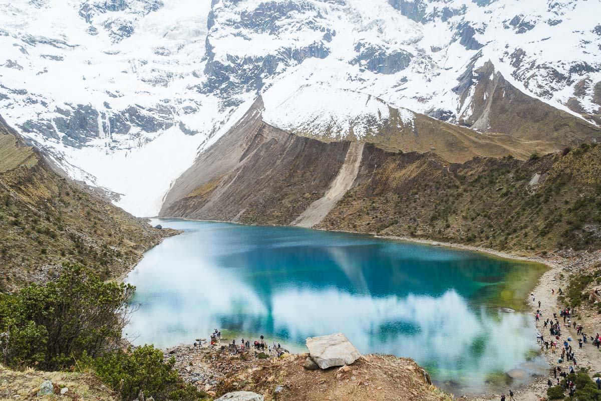 O que fazer em Cusco - Laguna Humantay