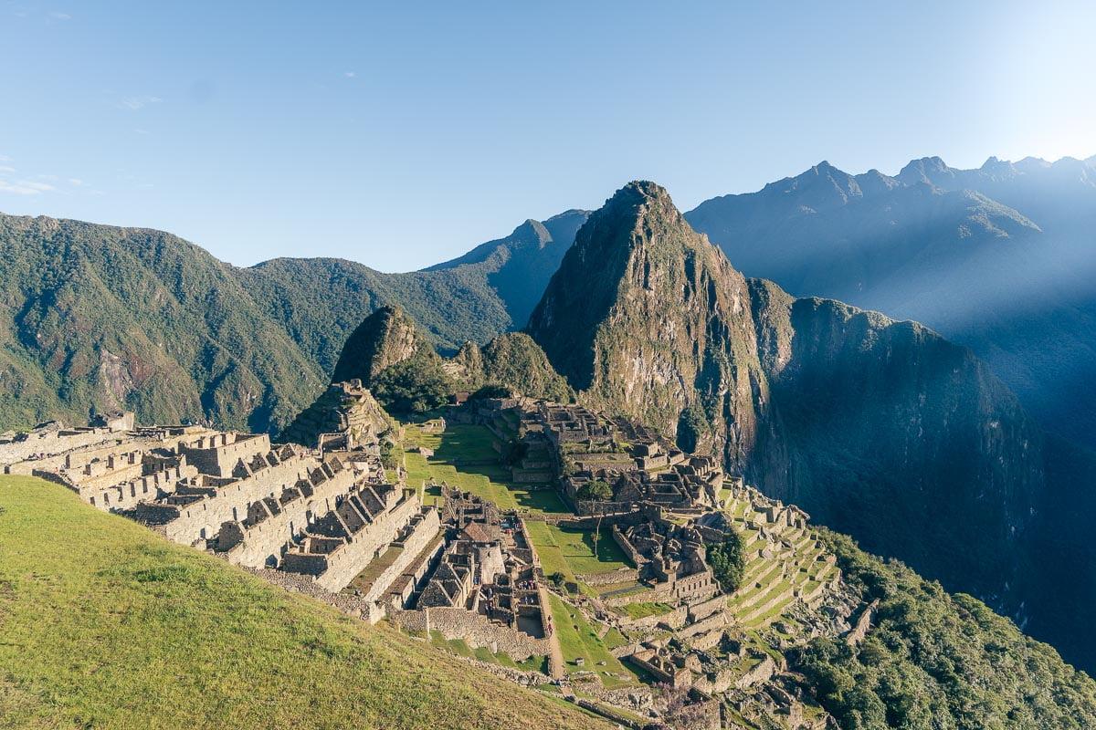 O que fazer em Cusco - Machu Picchu