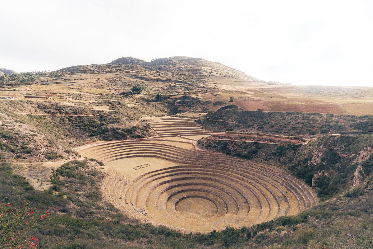 O que fazer em Cusco - Moray
