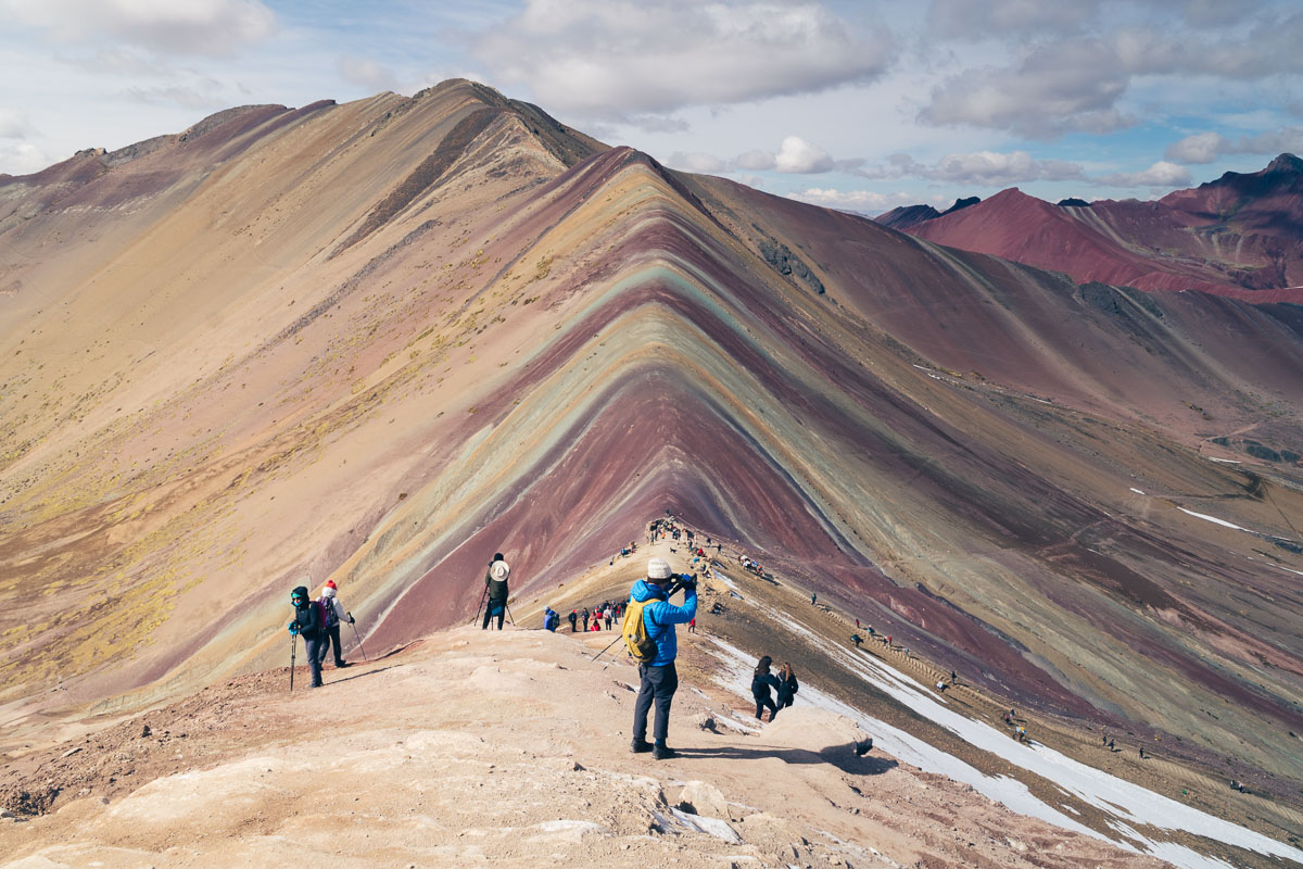 O que fazer em Cusco - Rainbow Mountain