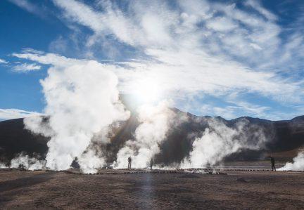 GEYSER DEL TATIO: ESPETÁCULO DA NATUREZA NO DESERTO DO ATACAMA