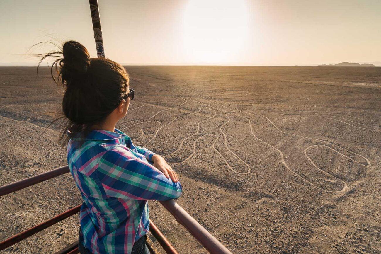 Linhas de Nazca Peru
