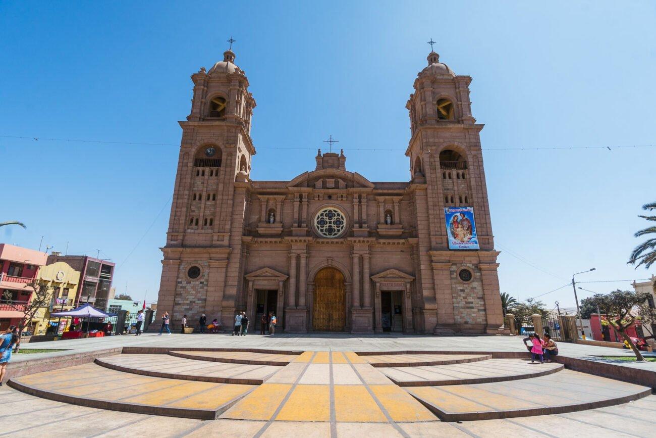 O que fazer em Tacna
