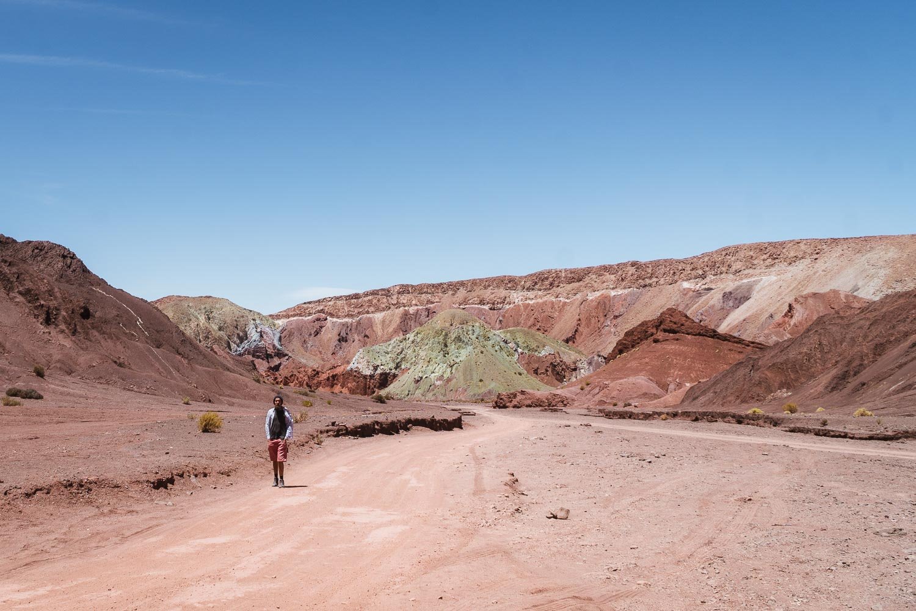 Vale do Arco Iris e Hierbas Buenas Atacama