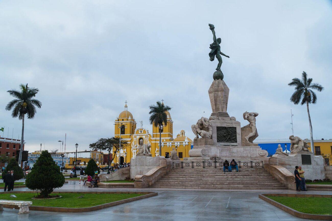 O que fazer em Trujillo