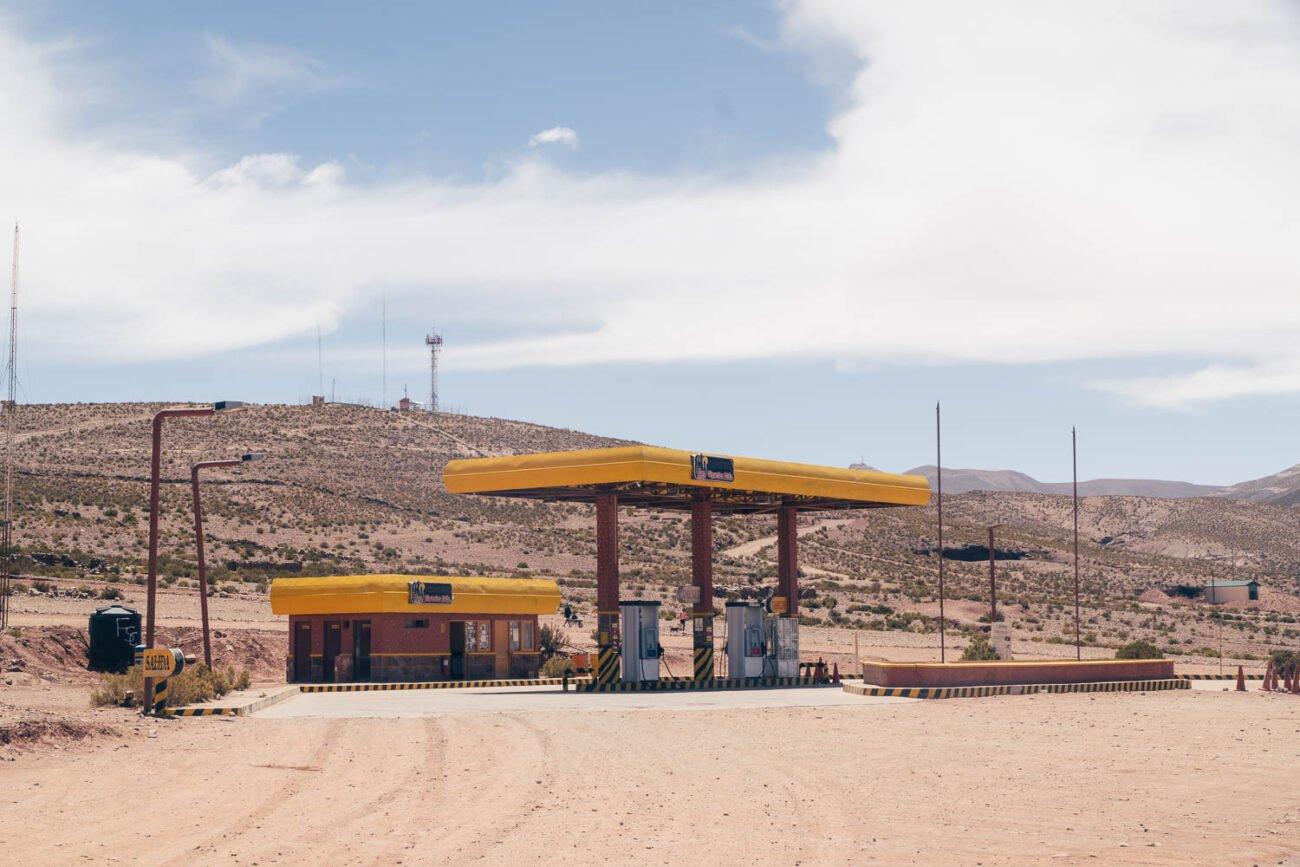viagem para Bolívia de carro