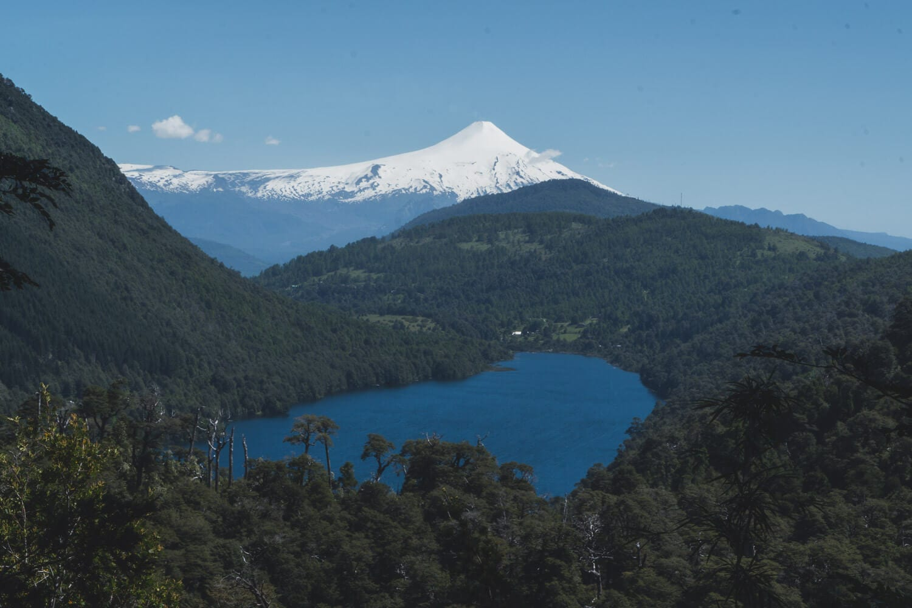Pucón Chile - Mirador
