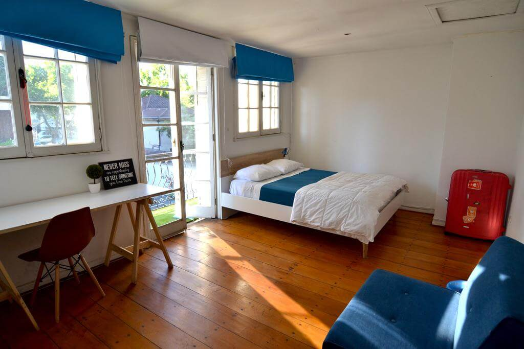 Onde ficar em Santiago - Yogi Hostel