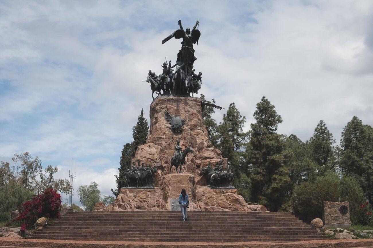 O que fazer em Mendoza Argentina - Cerro Gloria