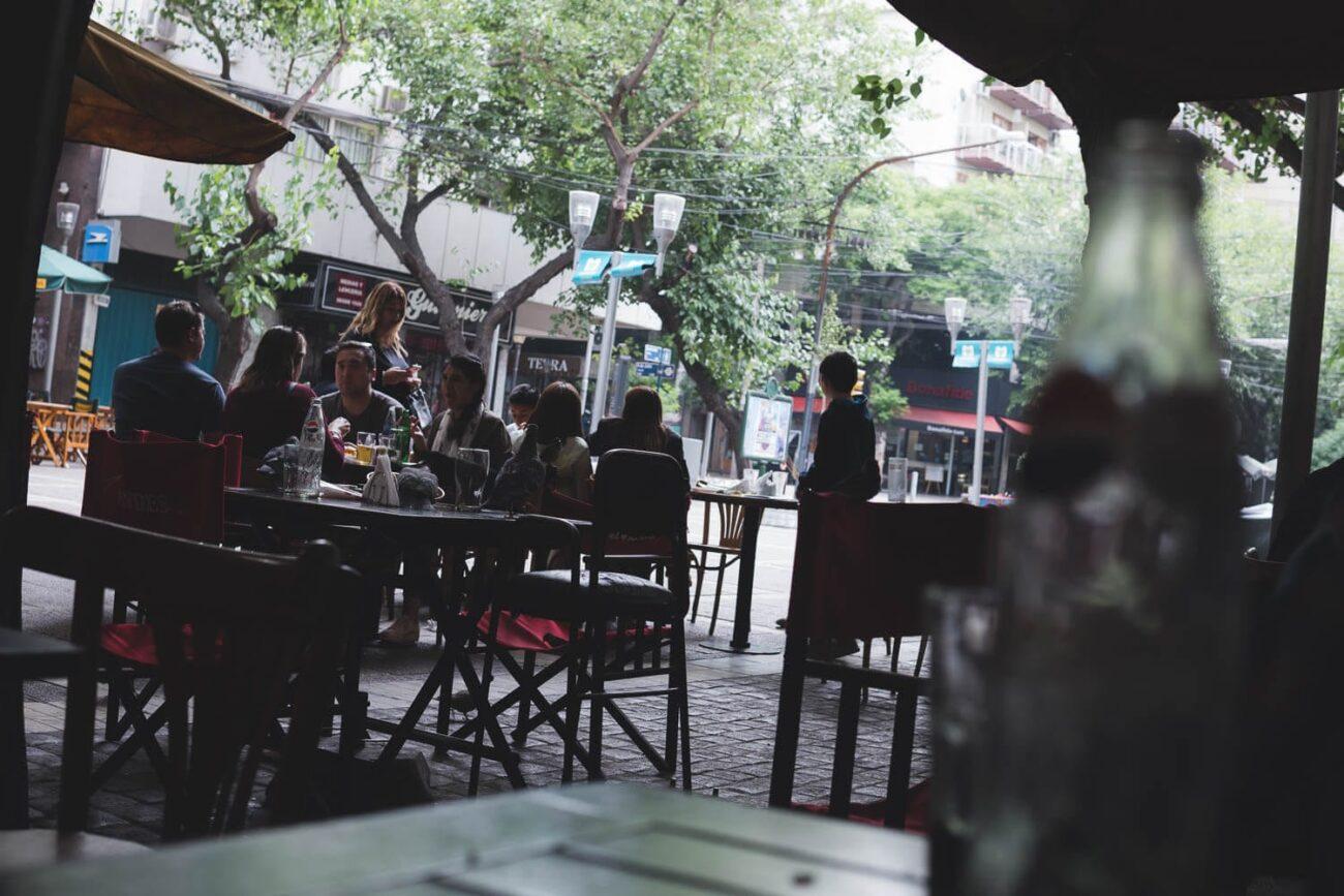 O que fazer em Mendoza Argentina - Restaurante