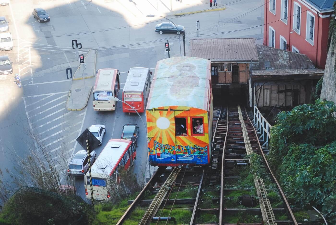 Valparaíso - Ascensor