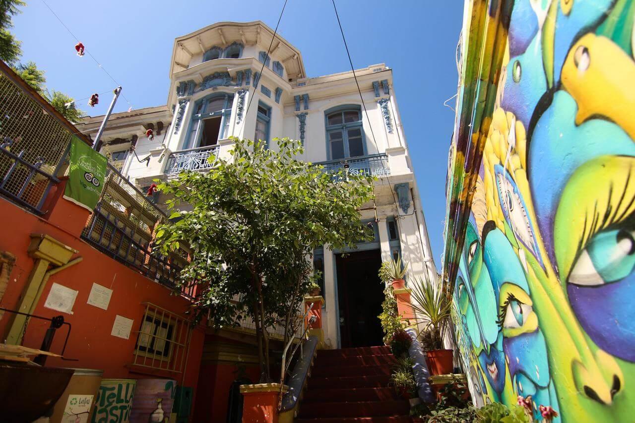 Valparaíso - Nomada