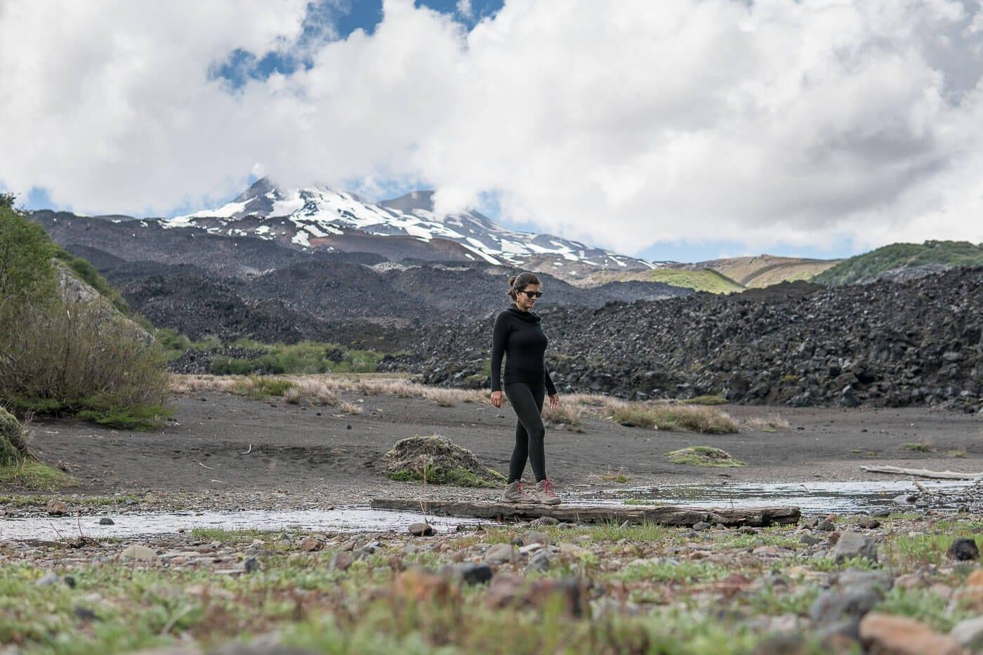 O que fazer em Chillán Neve Termas de Chillán - Trekking 1