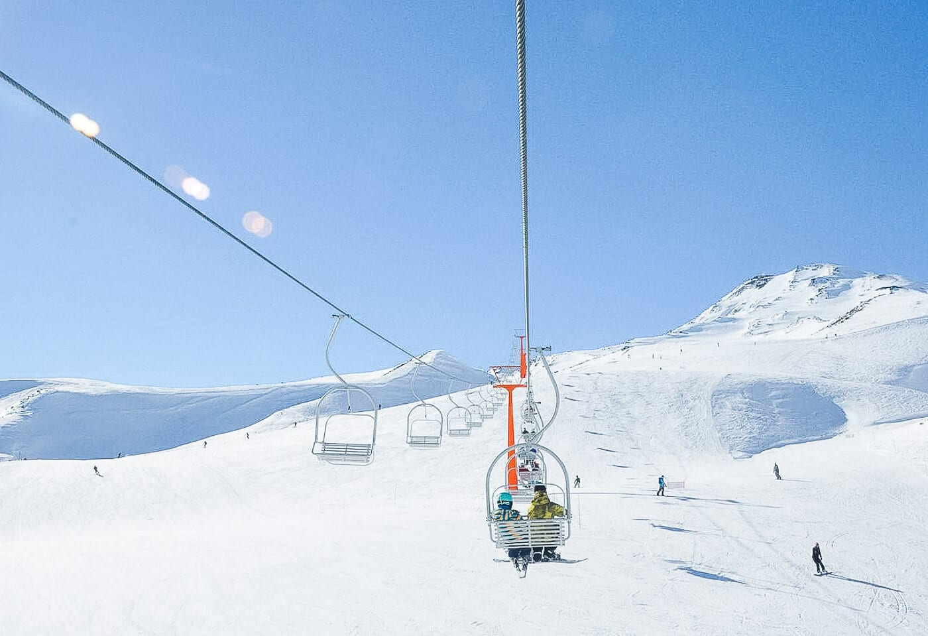 O que fazer em Chillán Neve Termas de Chillán - Neve 1