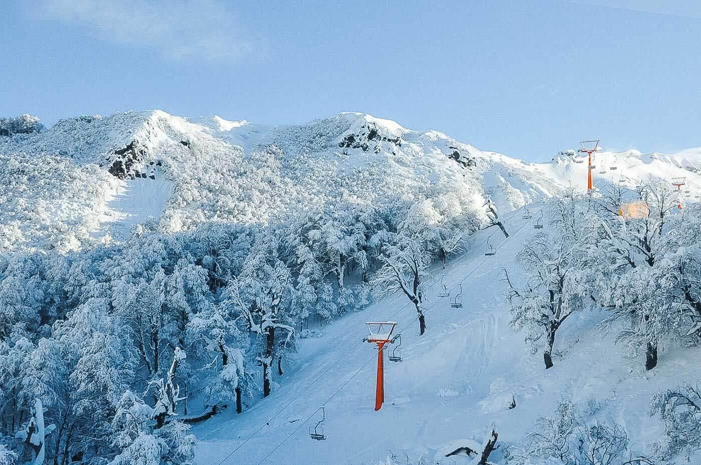 O que fazer em Chillán Neve Termas de Chillán - Neve 2