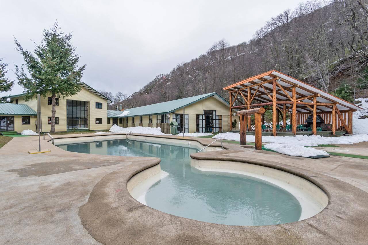 O que fazer em Chillan - Hotel Nevado1