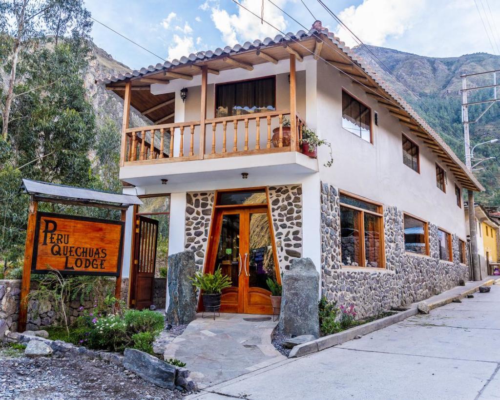 Ollantaytambo Peru  - Hotel 1