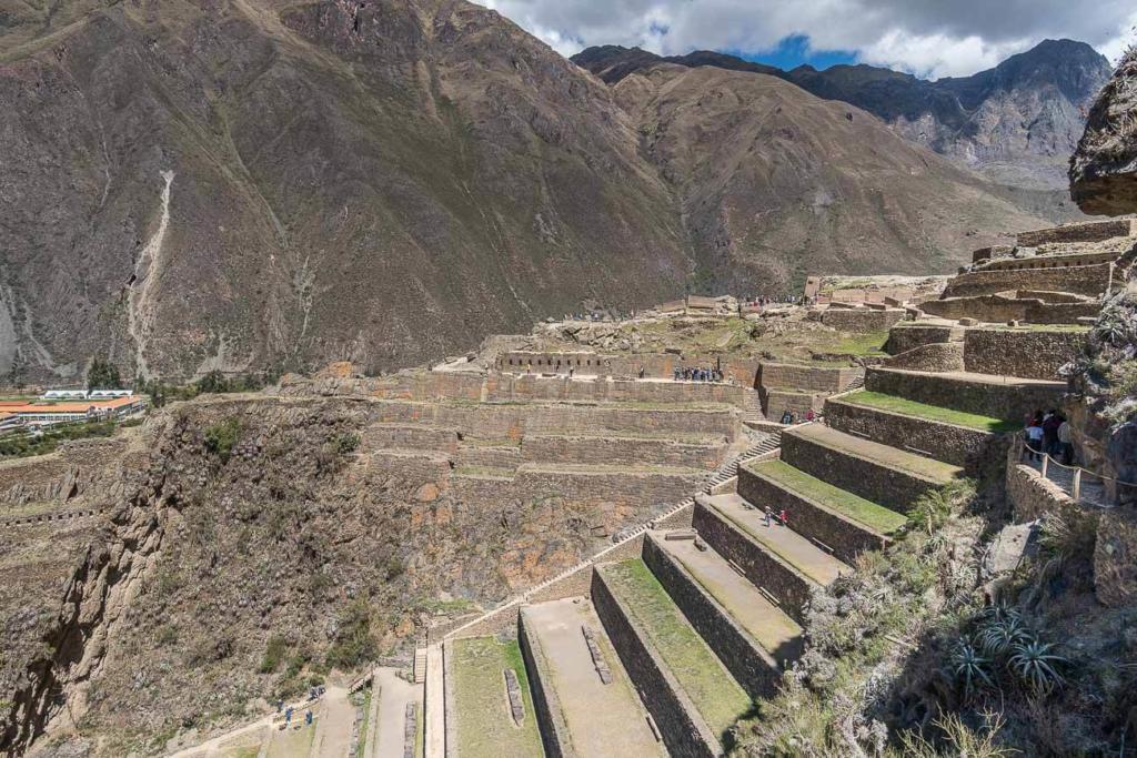 Ollantaytambo Peru - Terrazas