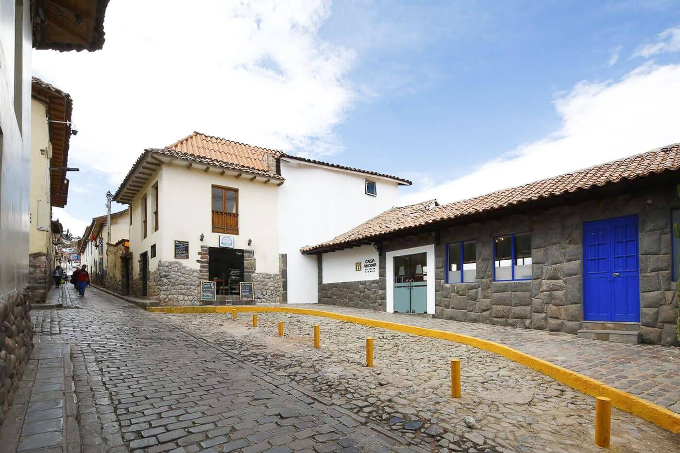 Onde ficar em Cusco - Casa Andina 1
