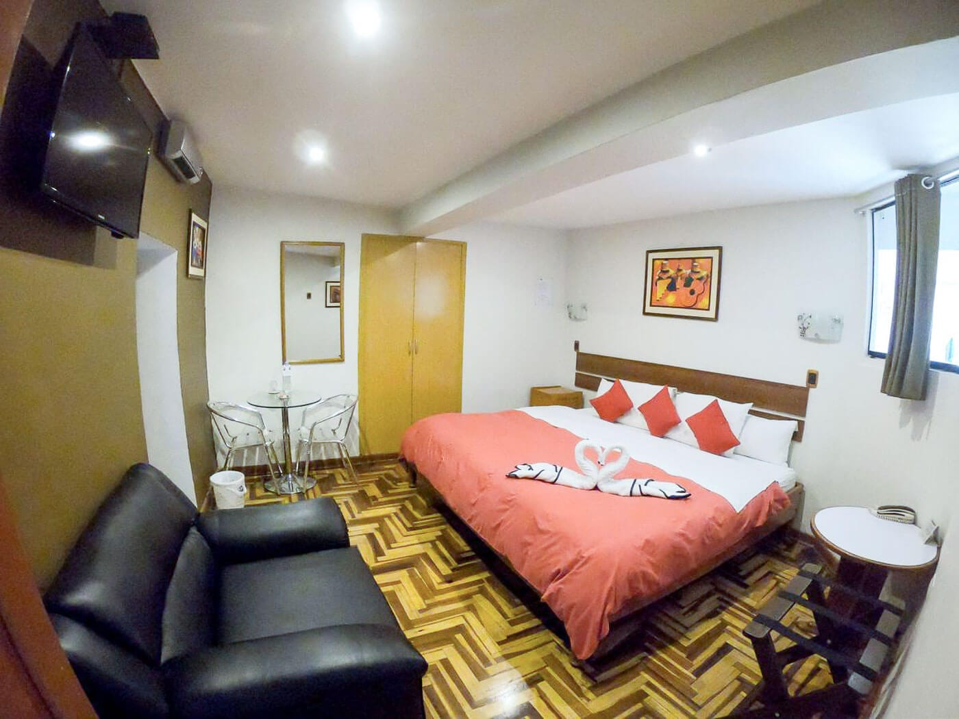 Onde ficar em Cusco - Turístico San Blas