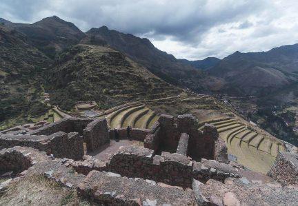 RUÍNAS DE PISAC, NO PERU: A GRANDEZA DO IMPÉRIO INCA