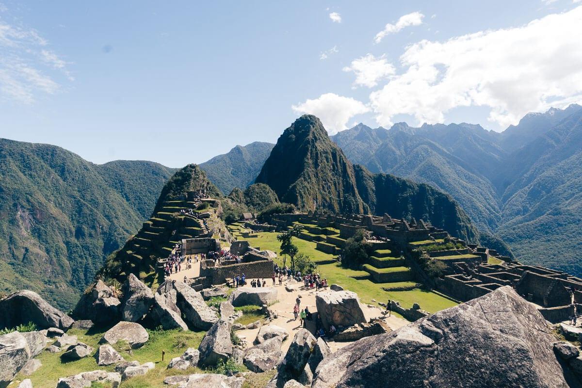 Vale Sagrado dos Incas - Machu Picchu