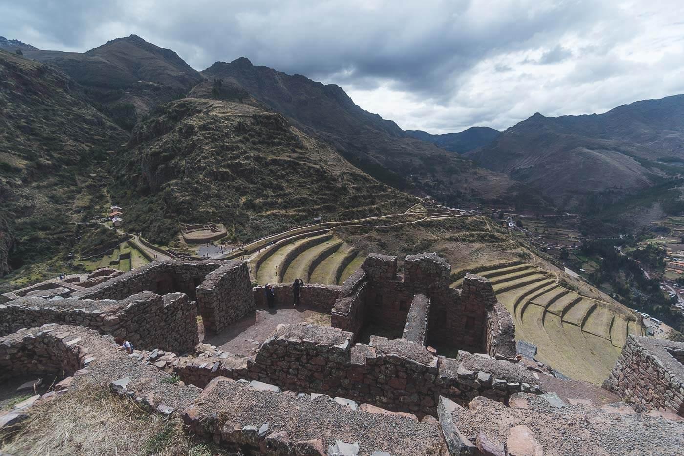 Vale Sagrado dos Incas - Pisac 1