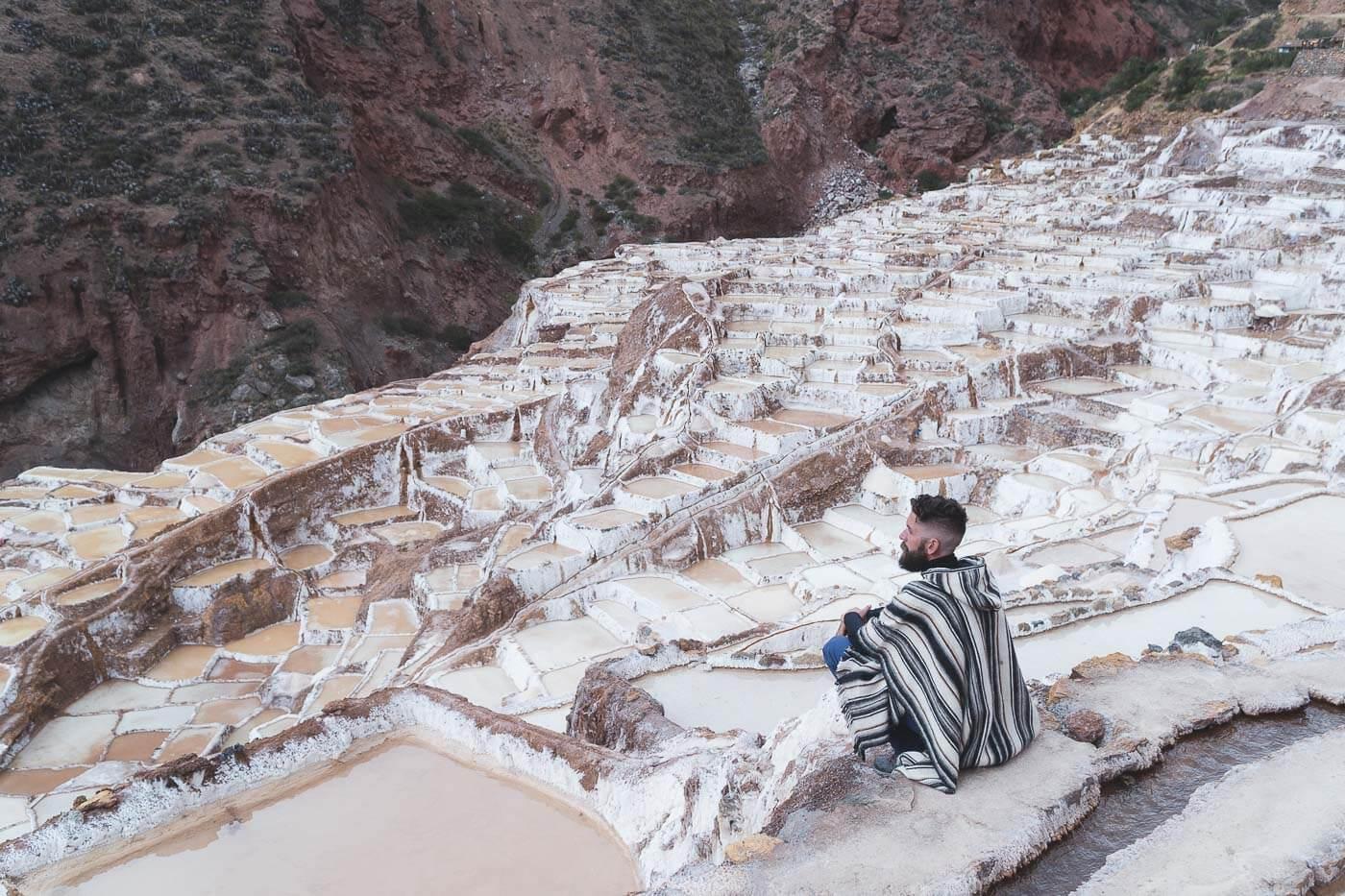 Vale Sagrado dos Incas - Maras