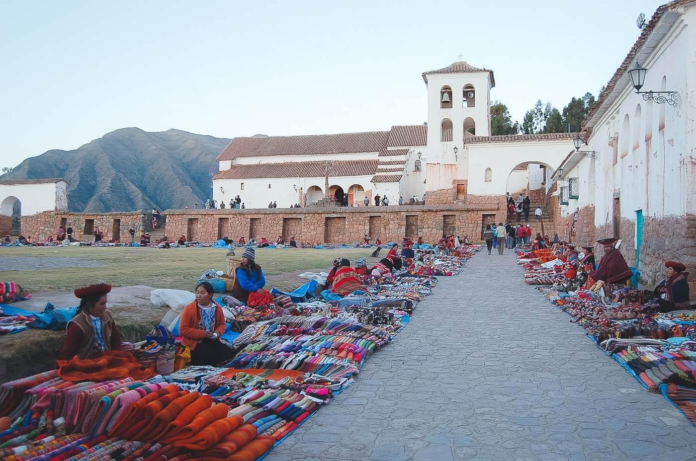 Vale Sagrado dos Incas - Chinchero